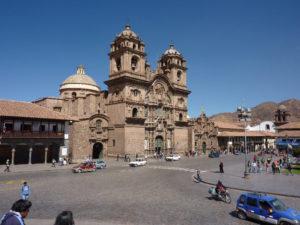 Cusco City South America