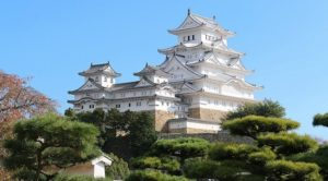 Hemji Castle Japan