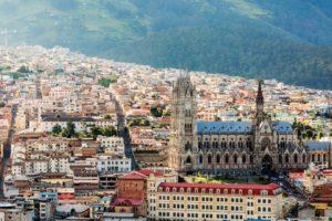 Quito City South America