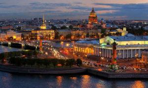 ST. Petersburg City Russia