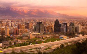 Santiago South America