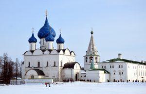 Suzdal City Russia