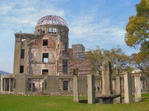 The Bomb Dome in Hiroshima