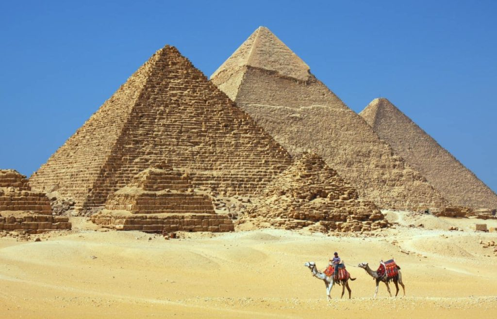 Top 10 Best Travel Places In Egypt