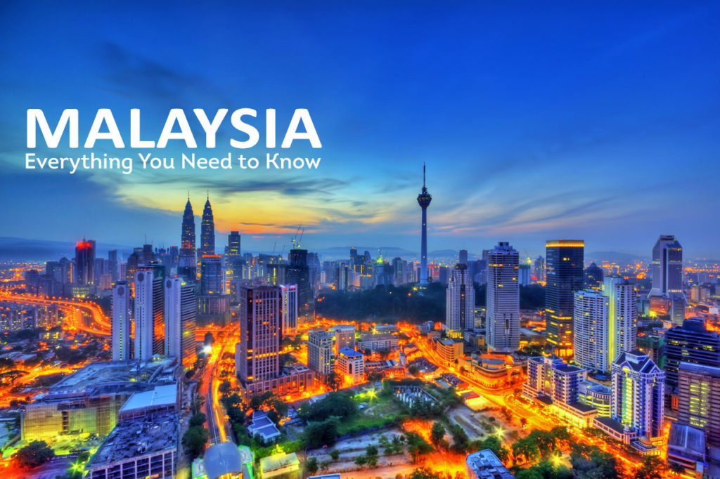 Top 5 Best Places to Visit in Malaysia