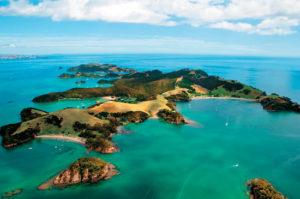 Bay of Island New Zealand
