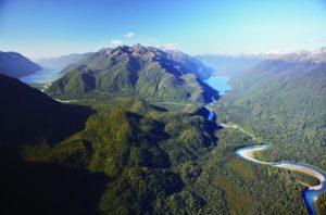 Fiordland National Park New Zealand