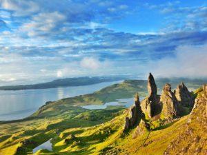 Island of Skye; Scotland
