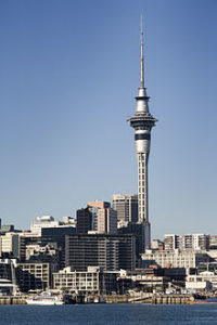 Sky Tower New Zealand