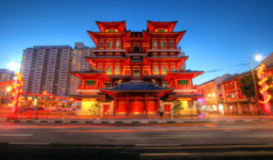 The China Town
