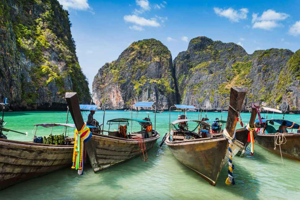 Best Travel Places in Thailand