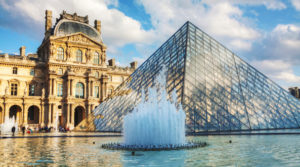 Louvre Museum France