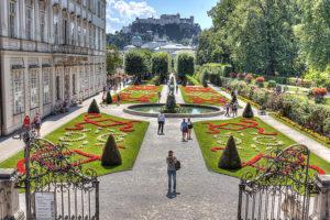 Mirabell Palace Austria