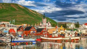 Husavik Iceland