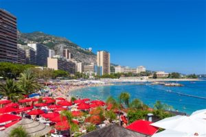 Larvotto Beach Monaco
