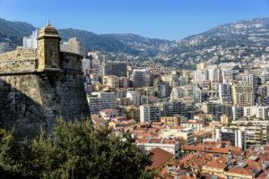 Moneghetti District Monaco