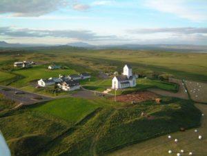 Skalholt Iceland
