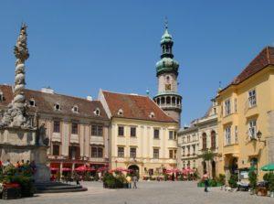 Sopron Hungary