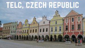 Telc Czech Republic